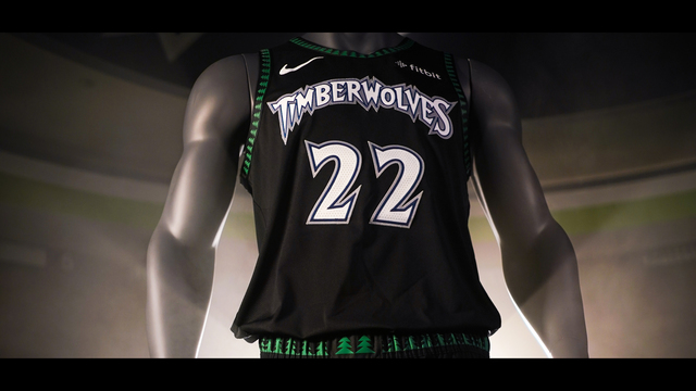 Timberwolves Unveil Classic Edition Uniforms With 1996 Throwback