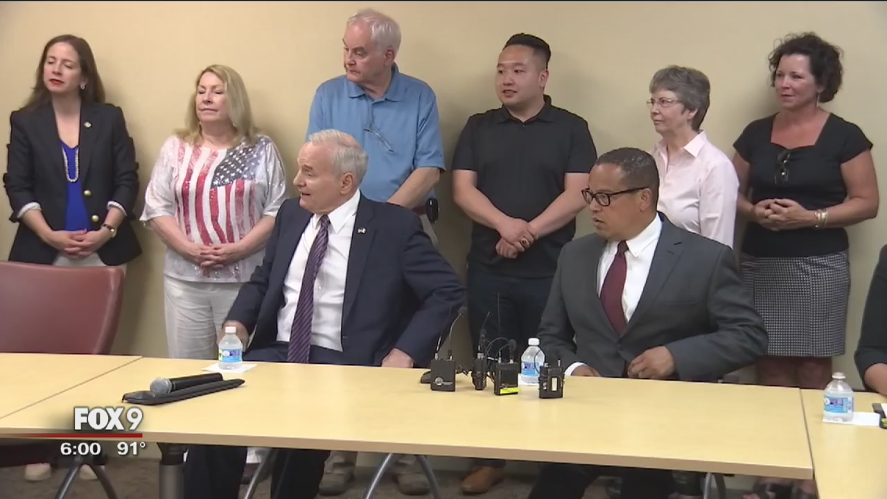 Dayton calls proposed senate health care bill cuts - Dayton home and garden show 2017 ...