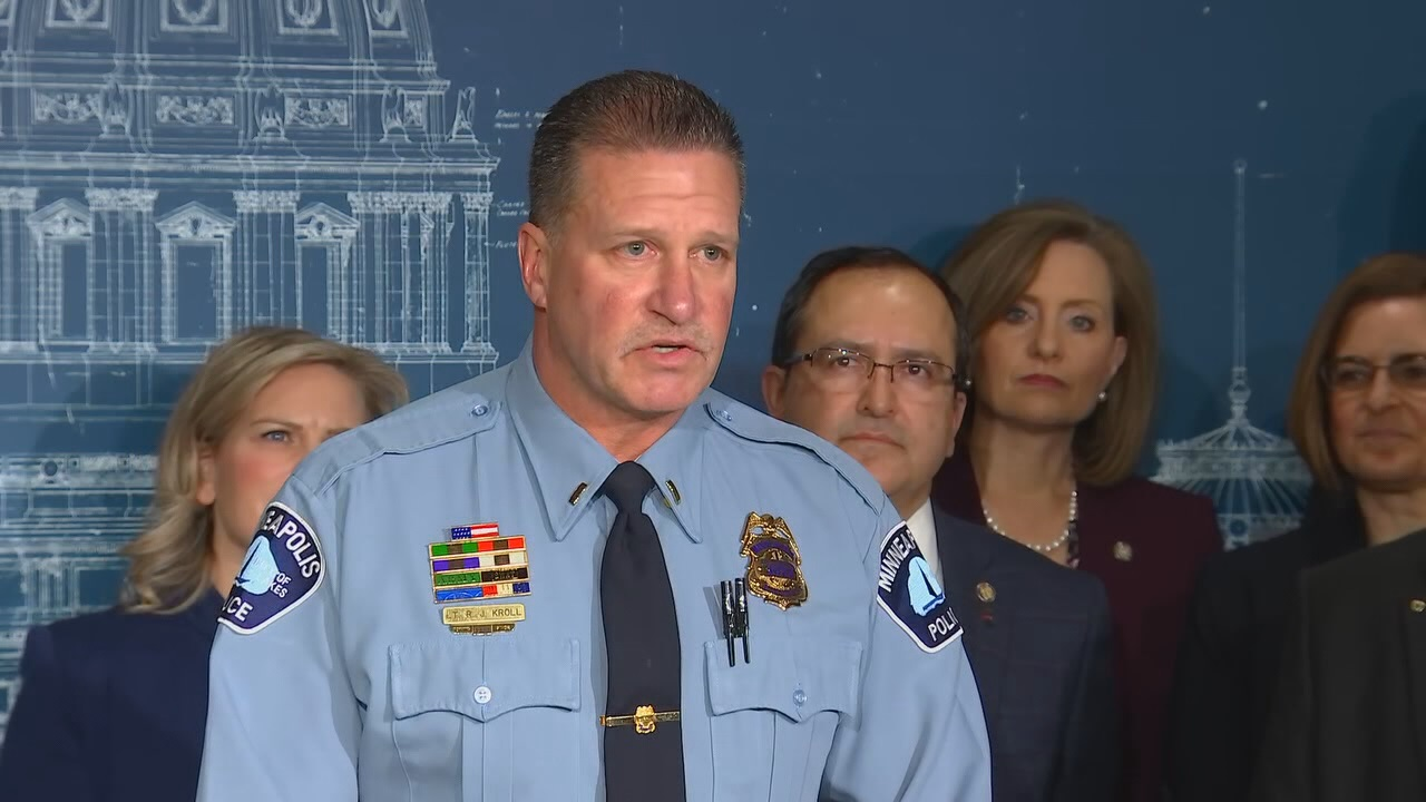 Does Bob Kroll Need To Resign Minneapolis Police Chief S Answer